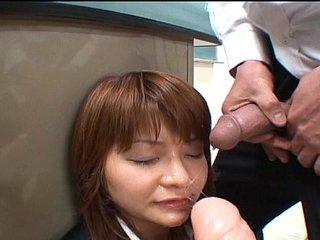 little japanese schoolgirl