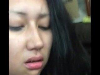 Cum shower for my Asian Girlfriend 19
