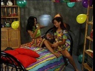 Petite Asian Teen Lesbians Playing