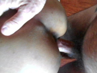 Bony youthfull japanese Jenny have bang-out in both crevasses utter mov