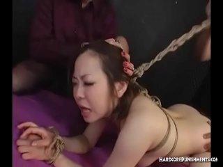 Ravishing Duteous Asian Girl Driven Wide of Hot Clip