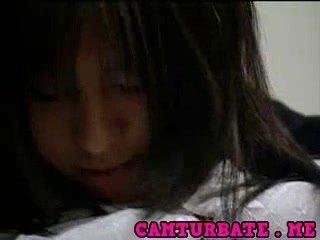 Exploited Asian Schoolgirl