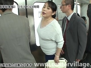 Young Maomi Nagasawa bends be fitting of a burly dick