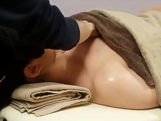 Japanese aroma oil rub down 10