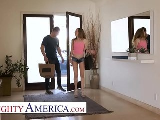 Naughty America - Karla Kush Fucks her Neighbor